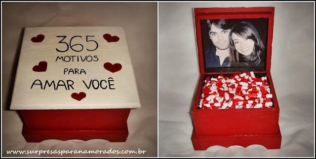 365 motivos para amar você