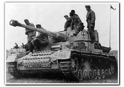 North African Campaign | German Panzer