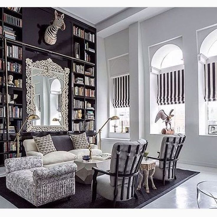 U201cAmazing Work By James Dixon Architectu201d Black And White Stripe. Find This  Pin And More On Home Designs Houston ...