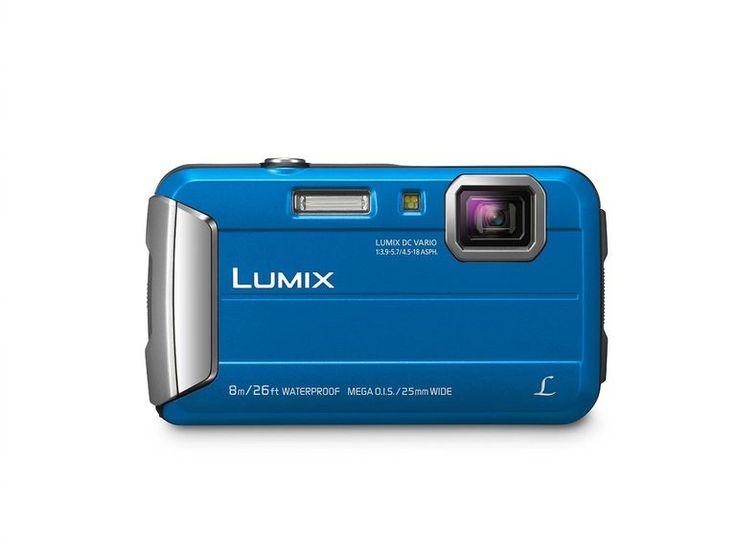 Panasonic Lumix DMC-TS30- best budget -Lifewire