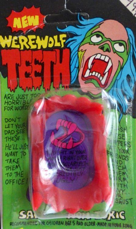 Werewolf Toys For Boys : Best werewolf teeth ideas on pinterest