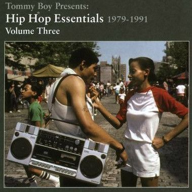 Tommy Boy Presents - Hip Hop Essentials 1979-1991 Vol. 3, CD