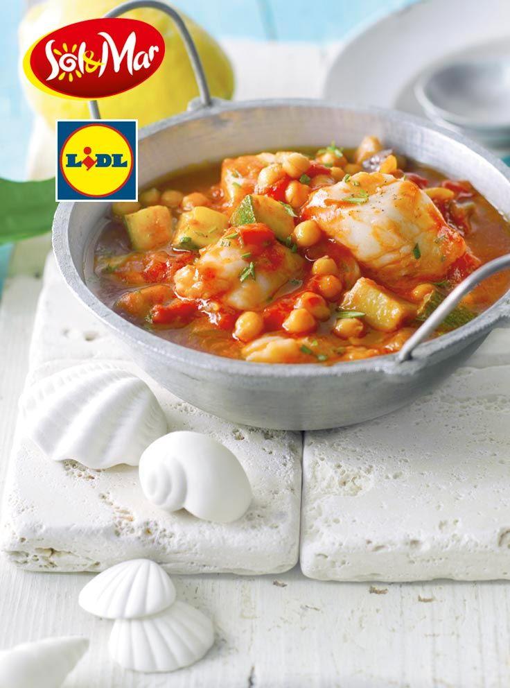 Portugalski gulasz rybny. Kuchnia Lidla - Lidl Polska. #lidl #solandmar #fish