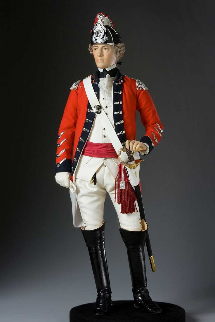 General John Burgoyne had a long and distinguished military career, serving in the Seven Years War and later in Portugal against Spain, which made him a celebrated hero. King George elevated his rank to Lt. General and gave him an army to invade the colonies from the north. The planned pincer operation went awry and Burgoyne was forced to surrender his army.