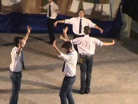2014 05 31 Χορευτικό Εργαστήρι Ρεμπέτικο (Τμήμα Νεανικό)