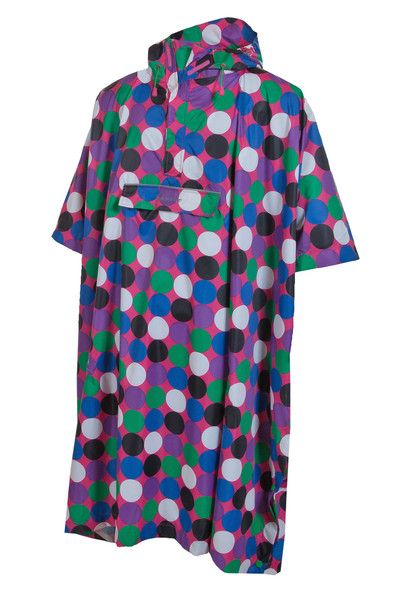 Target Dry Retro Dot Mac in a Sac Waterproof Poncho We know that some of you like to go to a music festival from time to time so target dry created