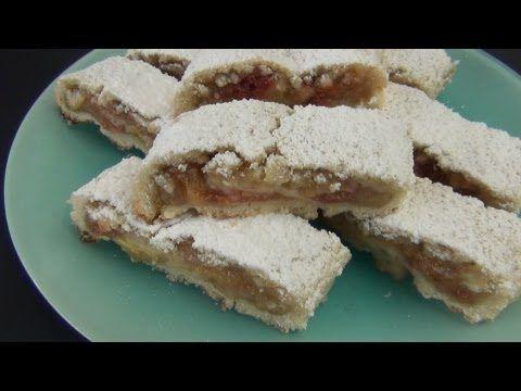 Rotolo di Pasta Frolla Morbida ai fichi - YouTube