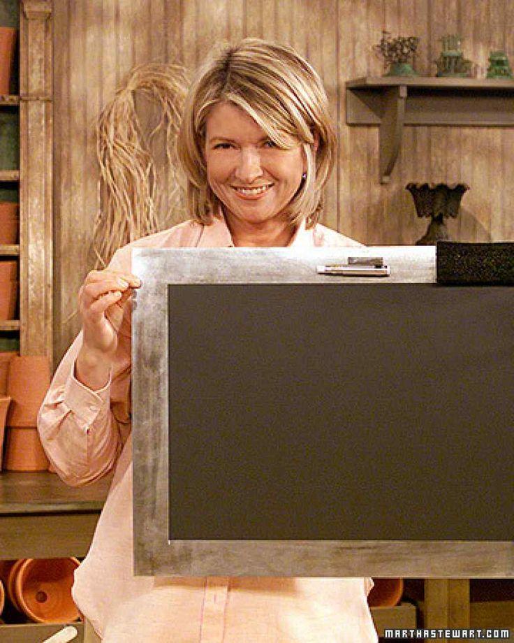 Magnetic Chalkboard