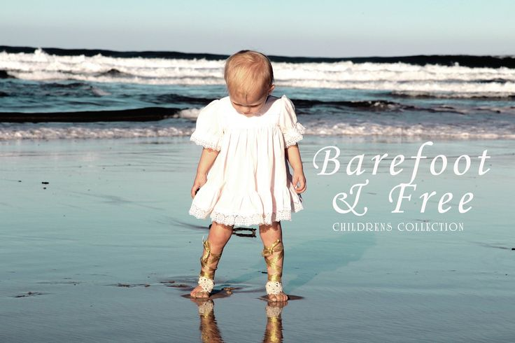 BAREFOOT & FREE - CHILDREN'S COLLECTION – Forever Soles