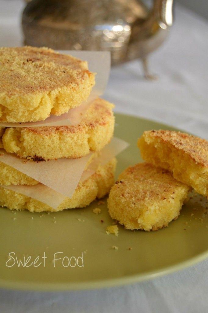 Sweet Food - Harcha à la vanille