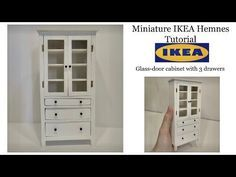 DIY Miniature Kitchen Room for Dollhouse | How to make a Miniature Kitchen with full Furniture ! - YouTube