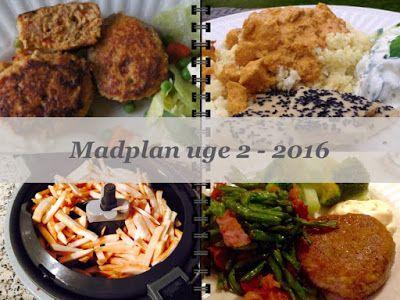 CDJetteDC's LCHF: MADPLAN uge 3 - 2016