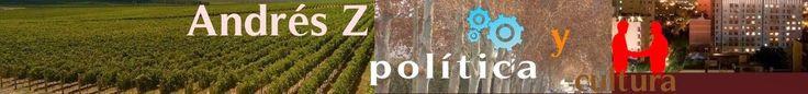 Noticias de San Juan, información Argentina: diarios de San Juan, noticias del día, hoy noticias, realidad del oeste argentino, el país, y el mundo; cultura, deporte, entretenimiento. Información actualizada en general http://andreszpoliticaycultura.blogspot.com.ar