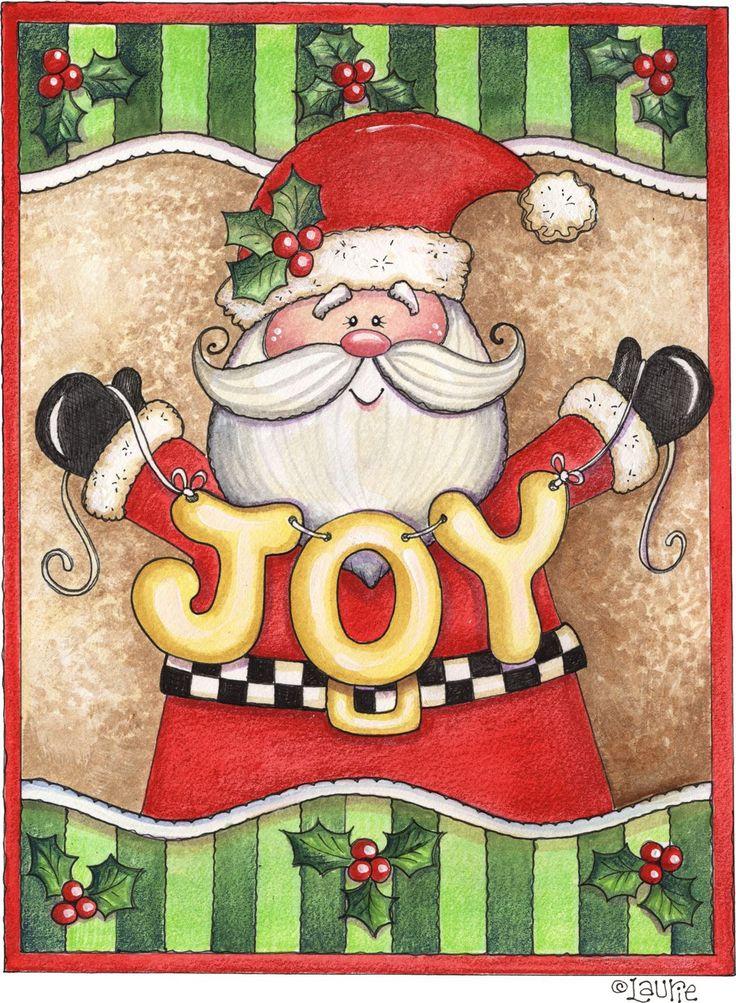 281 best laurie furnell images on pinterest clip art - Decorativos para navidad ...