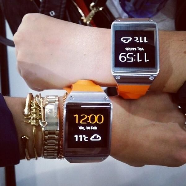 Sansung Galaxy Gear