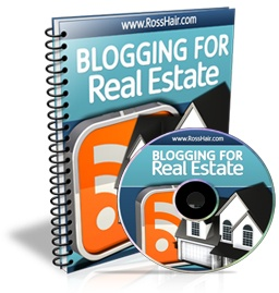 Download the Blogging for Real Estate Course at http://SociallySavvyAgent.com