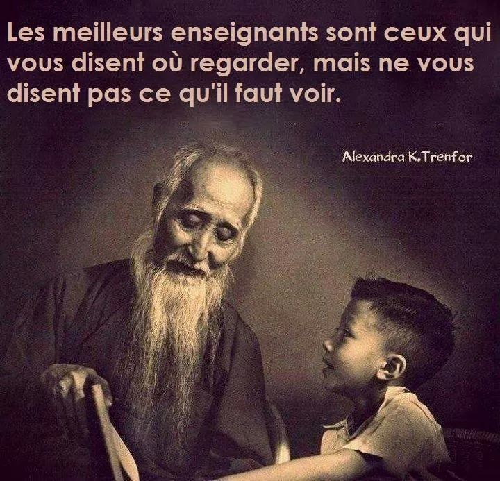 sagesse ~ citation français ~