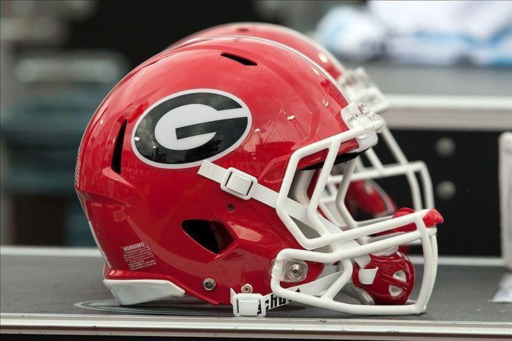 Georgia Bulldog Helmet