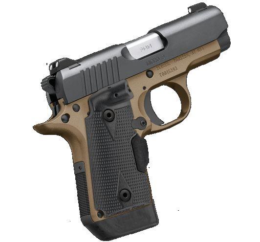 Kimber America | Micro 9 Desert Night (LG) | Micro 9 | Handguns