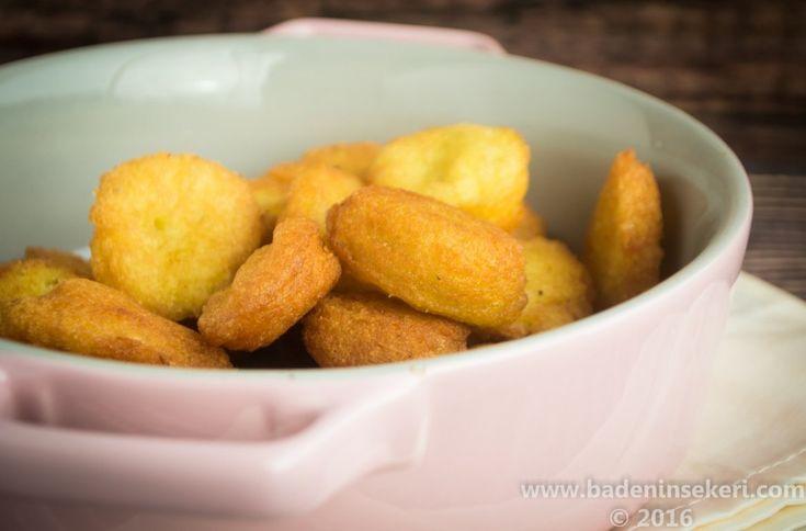 Tahılsız Hamur Kızartması – Bade'nin Şekeri
