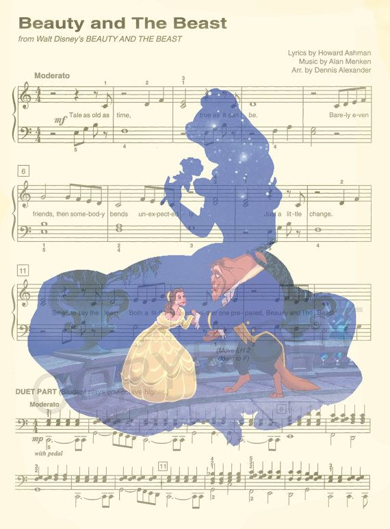 Here is an art print of Belle and the Beast from Disneys Beauty and the Beast. This is perfect for any Beauty and the Beast/Disney fanatic! Be sure