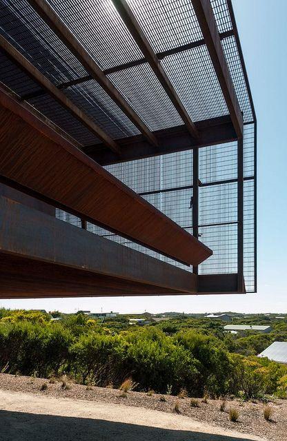 Sean Godsell architects. St Andrews beach house #6
