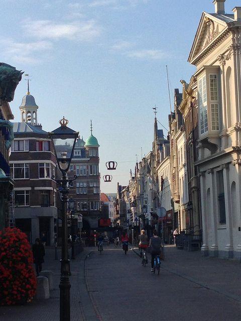 Noordeinde - The Hague, Netherlands