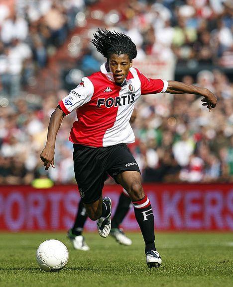 ~ Georginio Wijnaldum on Feyenoord ~