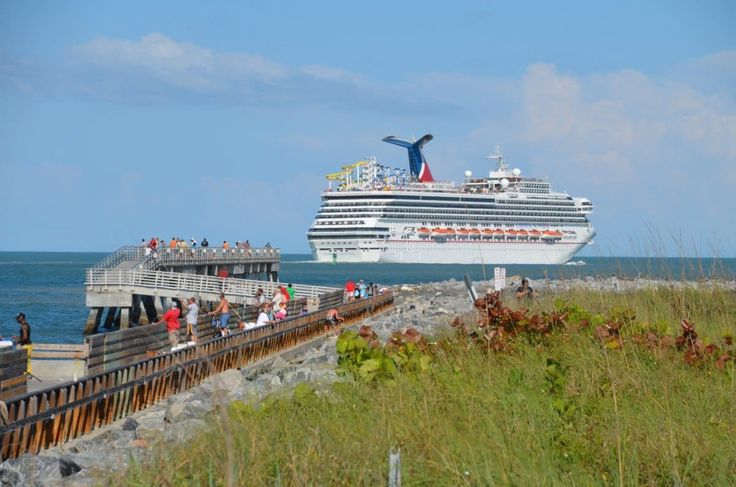 Port Canaveral is one of the easiest cruise ports to reach by car, for parking and with plenty of hotels and family activities nearby.