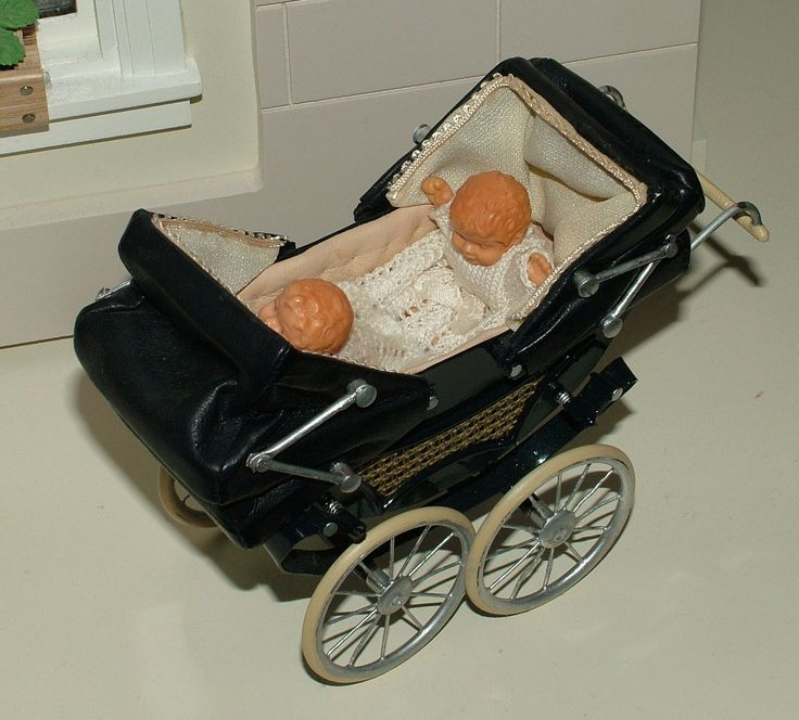 188 Best Dolls House Prams By Robersons Images On