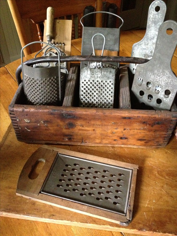 Graters I want to decorate my kitchen with these. #home decor