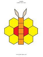 17 Best ideas about Pattern Blocks on Pinterest | Free pattern ...