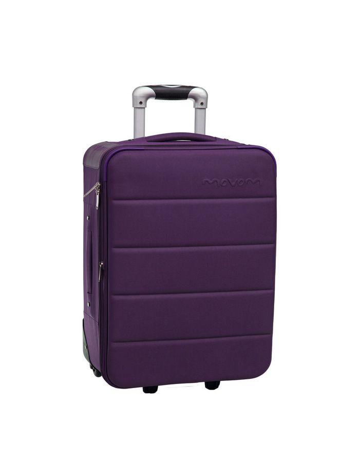 c76e416ff Maleta Movom Morada Joumma Bags #Movom #trolley #purple #SS16 | Maletas en  2019 | Suitcase, Bags y Ss16