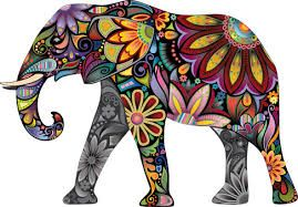 #Elefante #hindu ...precioso.