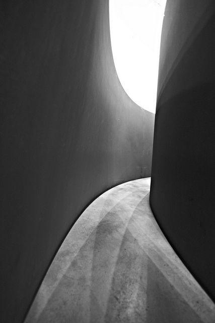 Richard Serra @ Guggenheim Museum (Bilbao) (I), via Flickr.