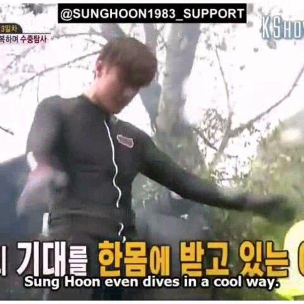 10 個讚,1 則留言 - Instagram 上的 Debbie Moh(@debbie_moh):「 #Repost @sunghoon1983_support ・・・ It's Cold!! It's Cold!! now #SUNGHOON for EP628 #SBS… 」