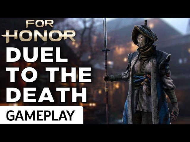 4 Minutes Of Intense Nobushi Dueling Action - For Honor Gameplay - http://gamesitereviews.com/4-minutes-of-intense-nobushi-dueling-action-for-honor-gameplay/