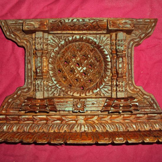 Ankhi Jhyal Is A Form Of Wooden Newari Window It Visually Appeals