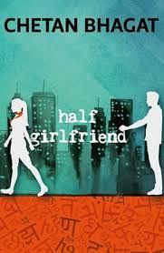 Half Girlfriend, Chetan Bhagat, 9788129135728