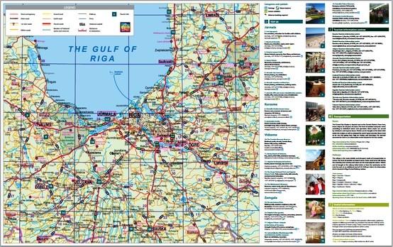 Riga Maps / @travel_latvia | #baltics