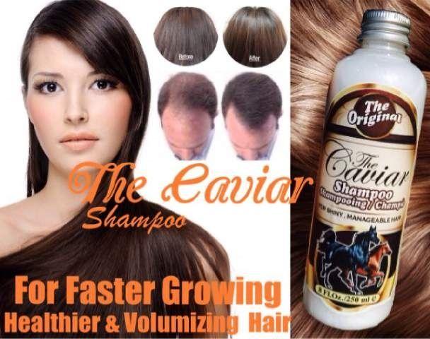 Obat menumbuhkan rambut – The Caviar Shampoo harga murah