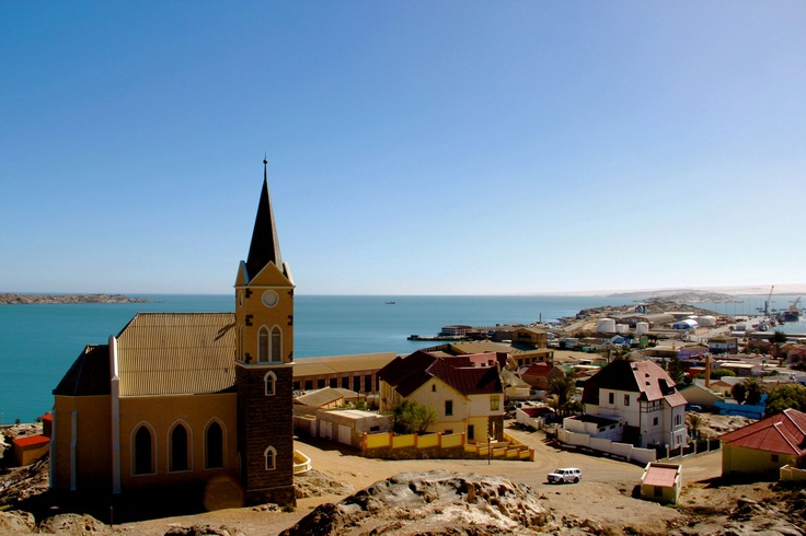 Plan your trip to Luderitz