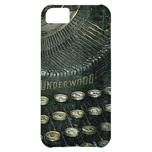 Type iPhone 5C Cover