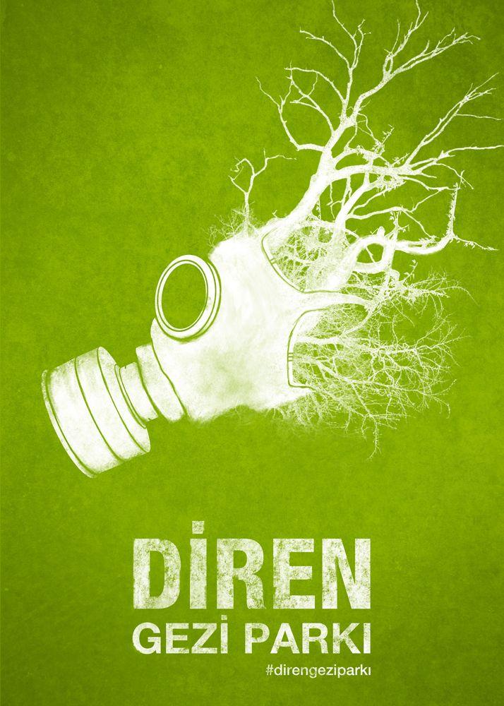 Diren Gezi Parki by memir.deviantart.com on @deviantART