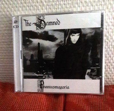 Caroline Sometimes: Phantasmagoria - The Damned Review