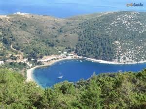 Peykos, west side of Skyros