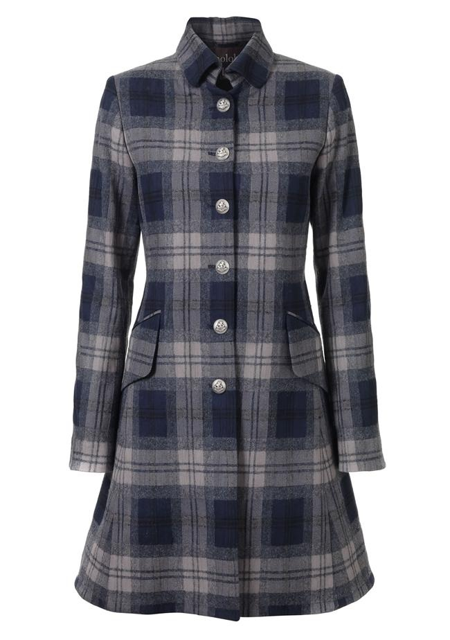 Moloh Workers Coat, worn by Kate Middleton on 4/4/13 in Glasgow Scotland. Available at moloh.com for $650.