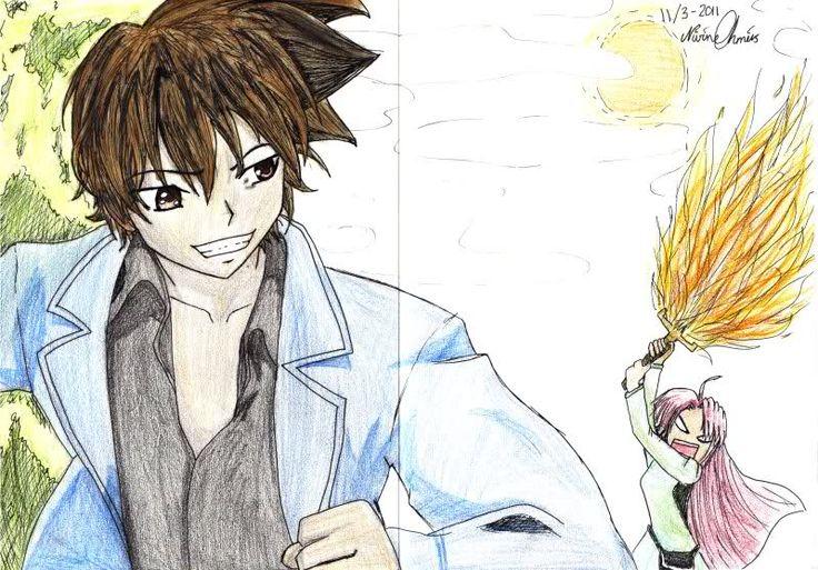 Best 25 Kaze No Stigma Ideas On Pinterest: 81 Best Images About Kazuma And Ayano On Pinterest