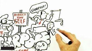 Skemmtilegt myndband um drifkrafta einstaklingsins. Byggt á bók Daniel Pink.  RSA Animate - Drive: The surprising truth about what motivates us - YouTube