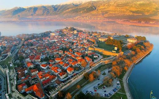 Castle - Ioannina - Epirus - Greece - Aar Hotel & Spa